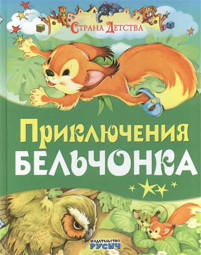 Агинская Е. Приключения бельчонка