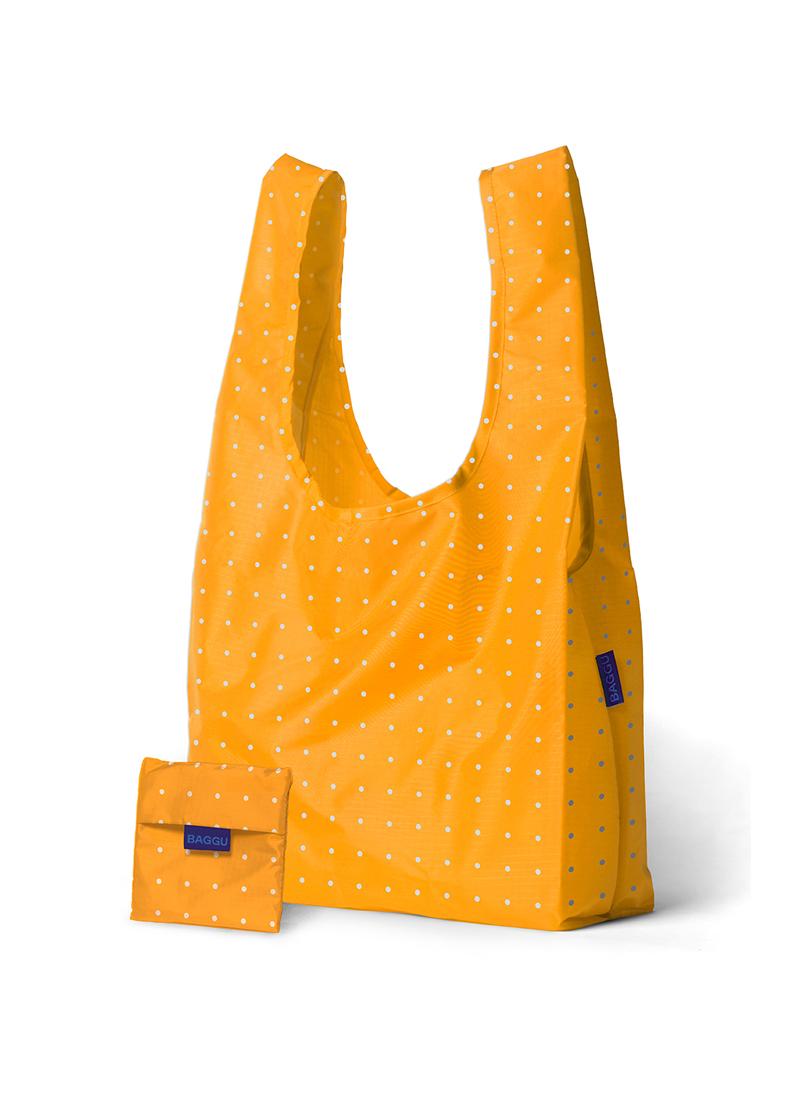 Сумка BAGGU Saffron Dot (00000000601) (BAGGU105STD) (Эколофт)