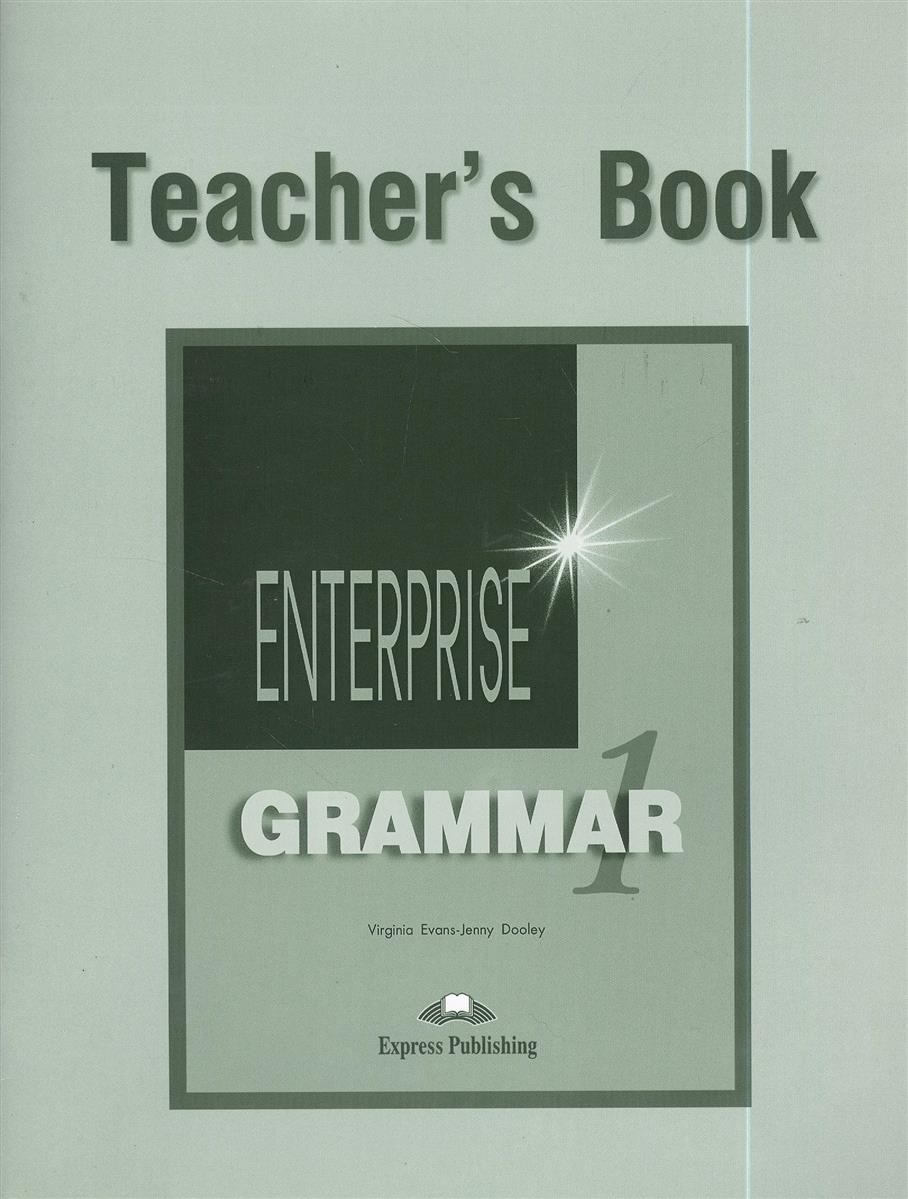 Evans V., Dooley J. Enterprise Grammar 1. Teacher's Book ISBN: 9781903128749 la perla пижама
