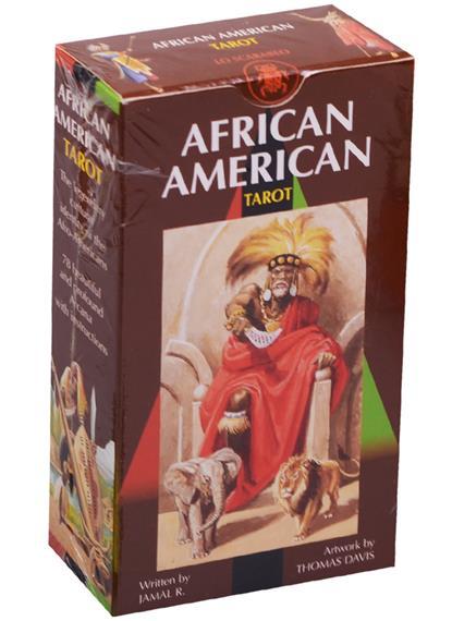 Jamal R., Davis T. African-American Tarot / Таро Афро-Американское rahatul jamal u edp 100ml spr ajyad rahatul jamal u edp 100ml spr