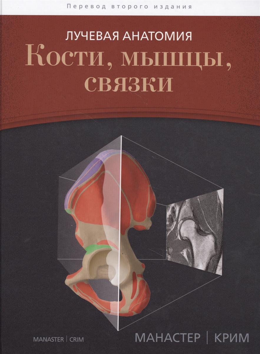 Манастер Б.: Лучевая анатомия. Кости, мышцы, связки