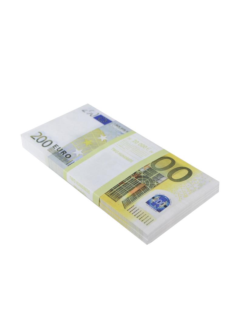 Сувенирные банкноты 200 евро (Мастер)