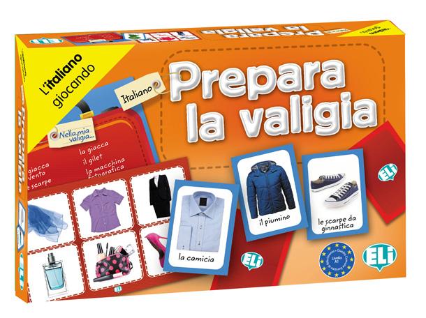 Games: [A1]: Prepara la valigia games bis italian a1
