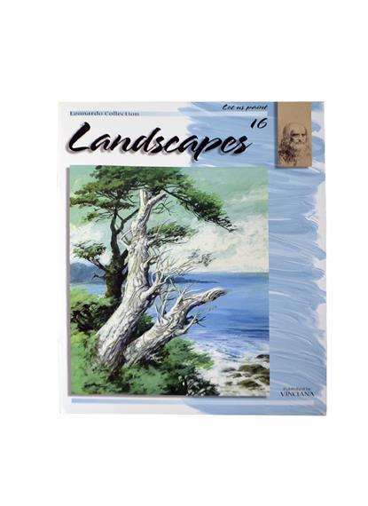 Пейзажи / Landscapes (№16) émile michel landscapes