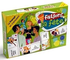 Games: [A2-B1]: Faisons la fete! палантин fete fete fe009gwbcjo0