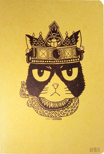 "Тетрадь ""Angry cat"", 46л"