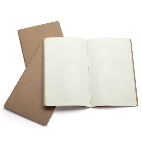 """Записная книжка А6 32л лин. """"Cahier Journal Pocket"""" (3шт.) серая, обложка картон, Moleskine"""
