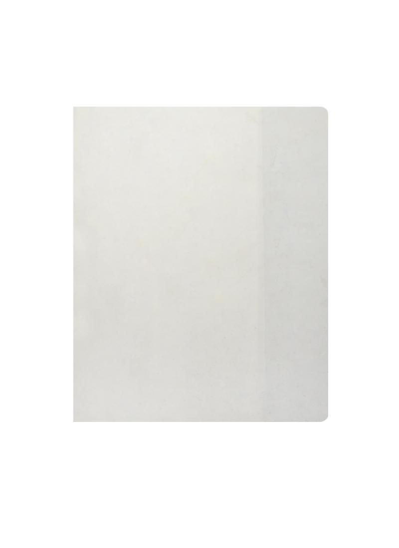 Обложка д/дневников и тетрадей, ПВХ, 120мкр., 212х350мм., прозр., Топ-спин
