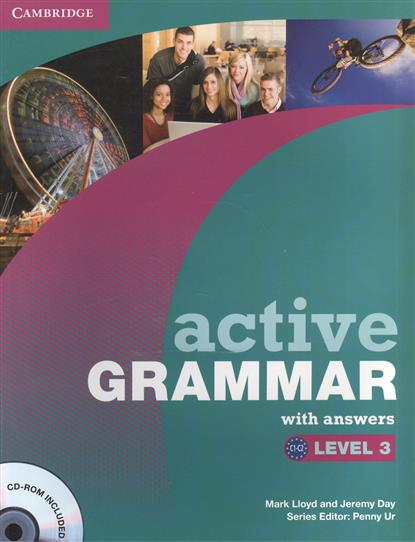 Lloyd M., Day J. Active Grammar. Level 3. With answers (+CD) бра arte lamp calamaro a2046ap 1wg