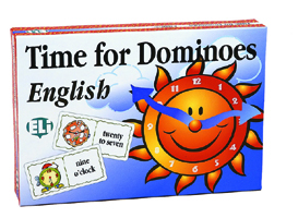 Games: [A1-A2]: Time for Dominoes