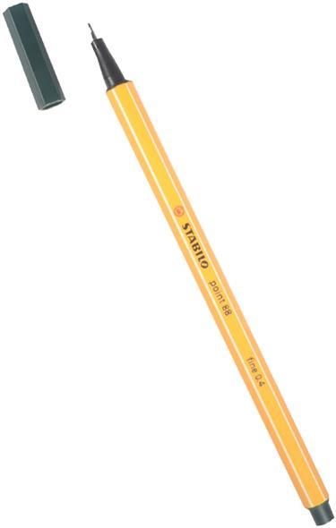 Ручка капиллярная цвет травы