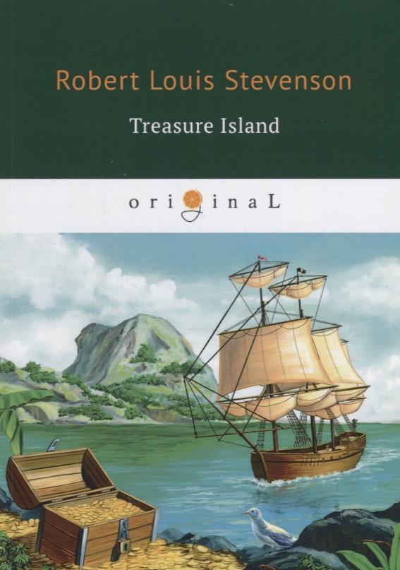 Stevenson R. Treasure Island stevenson r kidnapped level 4 cd