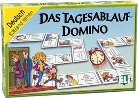 Games: [A1]: Das Tagesablauf-Domino games bis italian a1