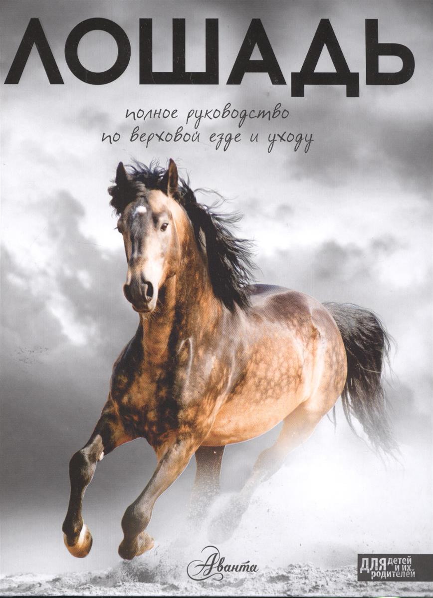Иванова М., Костикова О. Лошадь. Полное руководство по верховой езде и уходу
