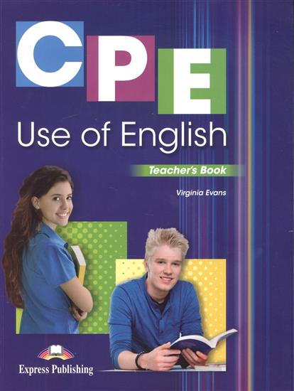 CPE Use of English. Teacher's Book