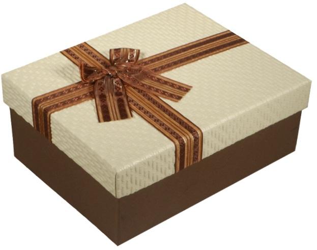 "Коробка подарочная ""Шоколад"", 15,5*12*6,5см"