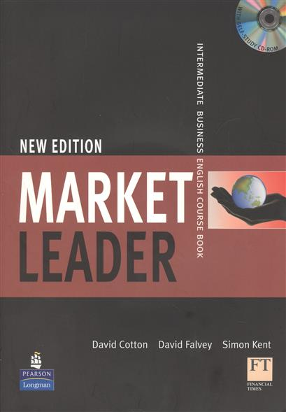 Cotton D., Falvey D., Kent S. Market leader. New edition. Intermediate business english course book market leader extra elementary coursebook dvd rom