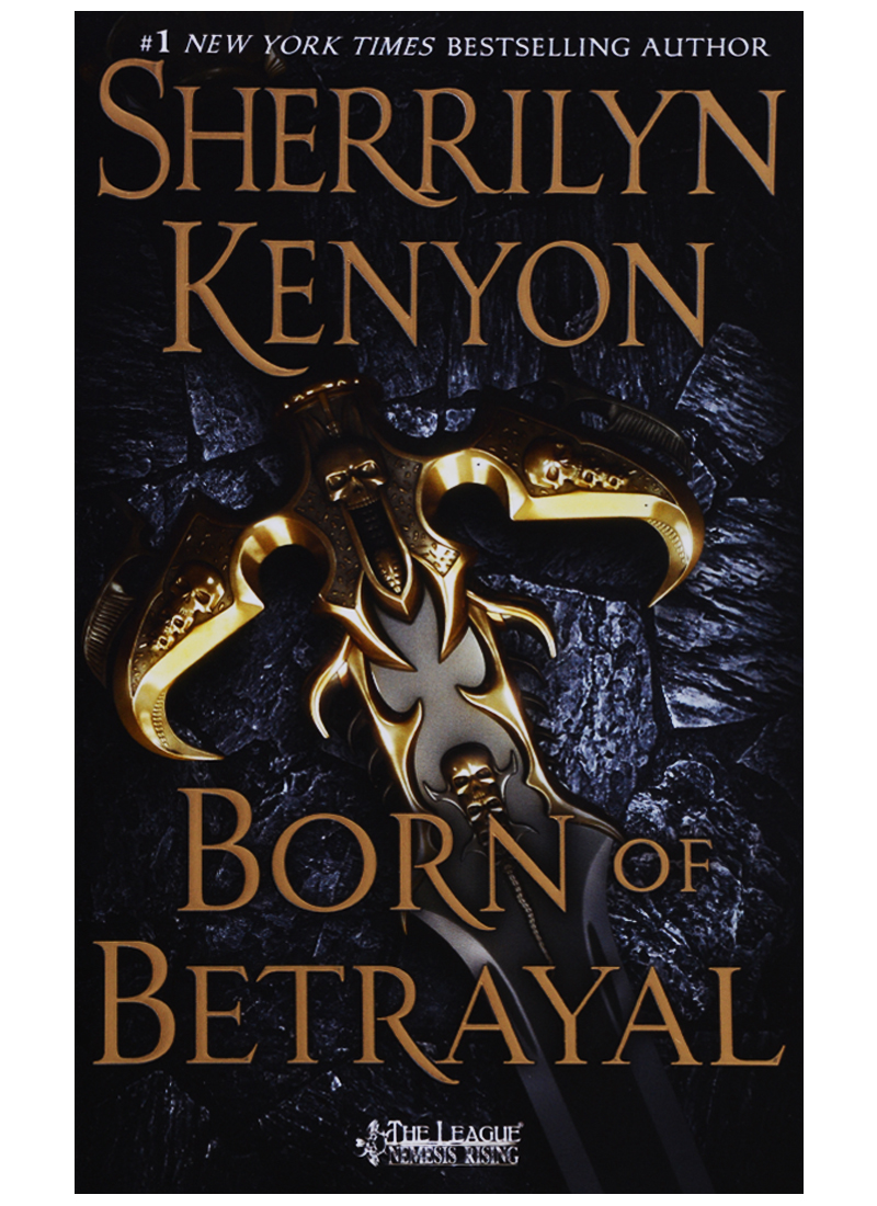 Kenyon S. Born of Betrayal the shred of betrayal