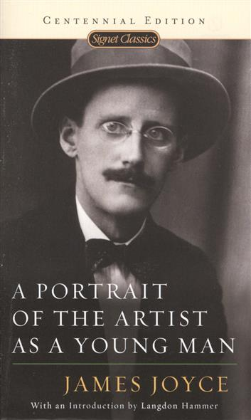 Joyce J. A Portrait of the Artist as a Young Man joyce j a portrait of the artist as a young man vintage