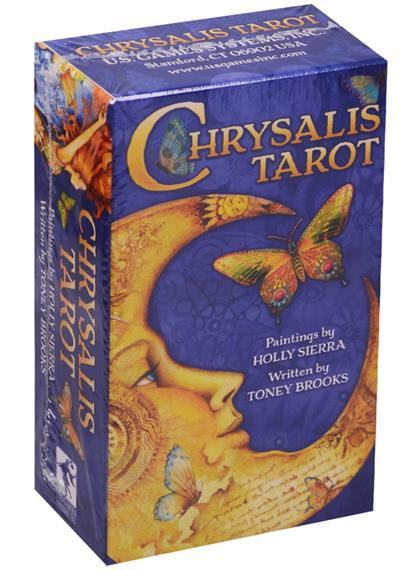 Brooks T. Chrysalis tarot