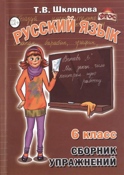 Русский язык. 6 класс. Сборник упражнений. Упражнения, диктанты, мини-справочник.