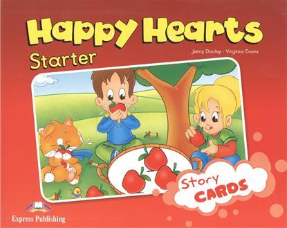 Dooley J., Evans V. Happy Hearts Starter. Story Cards. Сюжетные картинки к учебнику evans v dooley j enterprise plus grammar pre intermediate