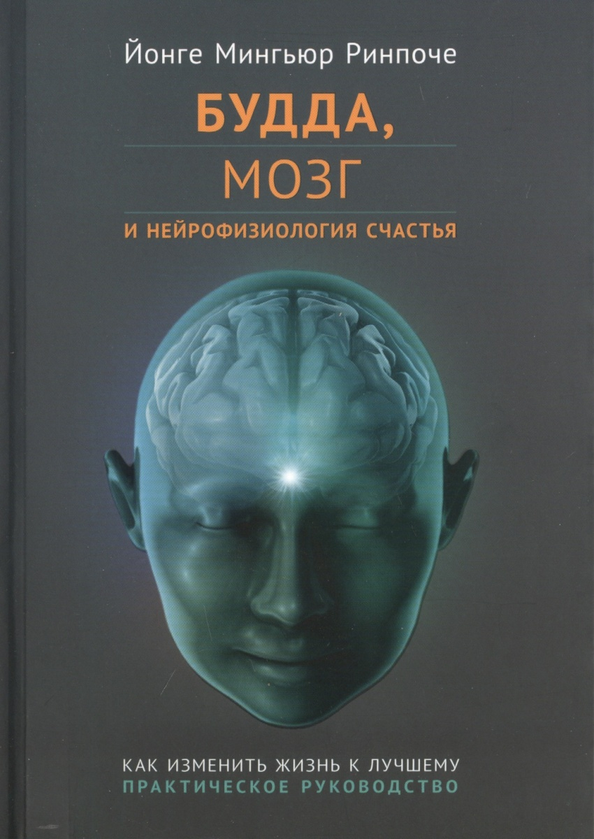 Ринпоче Й. Будда, мозг и нейрофизиология счастья j 26 406 фигура будда на чаше 778647