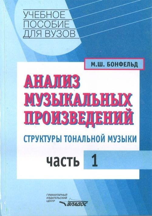 Анализ муз. произведений ч.1