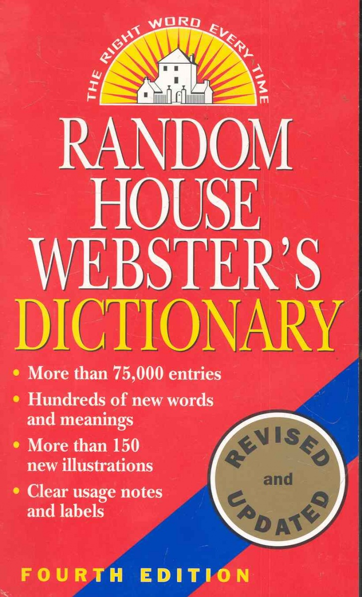 Osborn K., Pearsons E. (ed.) Random House Webster's Dictionary random house webster s dictionary revised edition