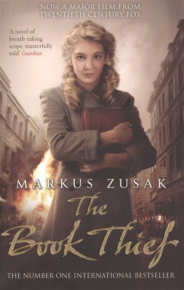 Zusak M. The Book Thief the book thief