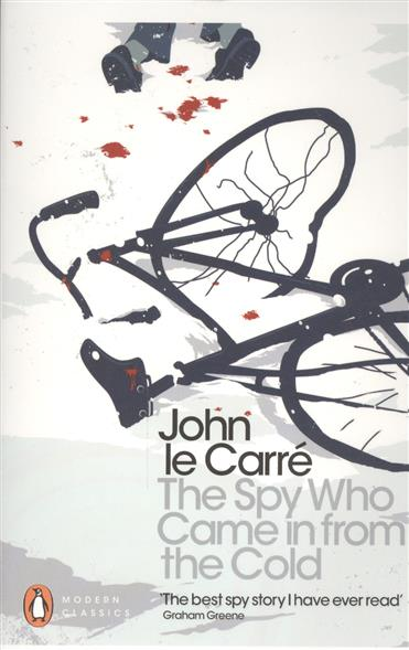 Carre J. The Spy Who Came in from the Cold helen brooke survive