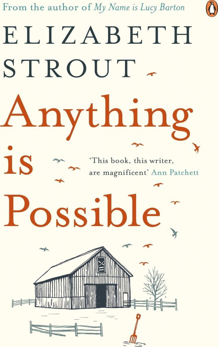 Strout E. Anything is Possible ISBN: 9780241248799