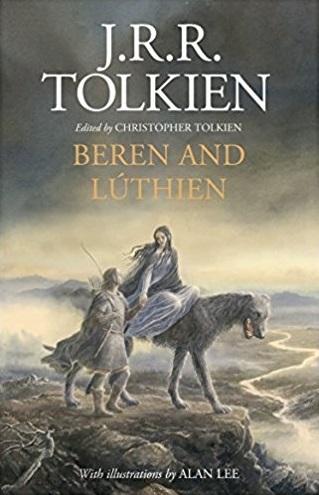 Tolkien J.R.R. Beren and Luthien ISBN: 9780008214197 beren and luthien
