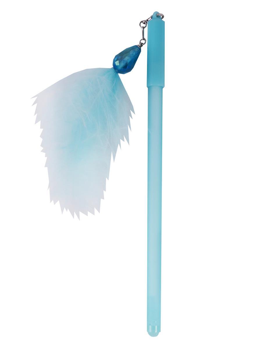 """Ручка гелевая """"Feather"""", синяя"""