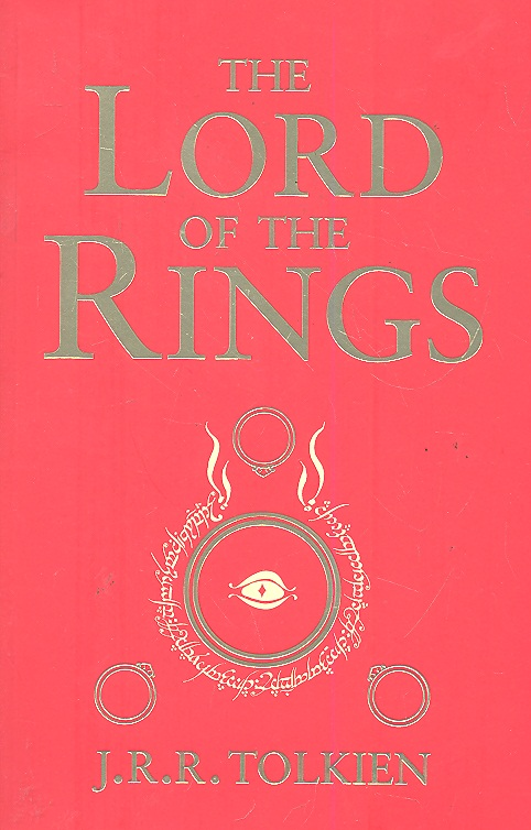 Tolkien J. The Lord of Rings ISBN: 9780261103252 tolkien john ronald reuel the silmarillion