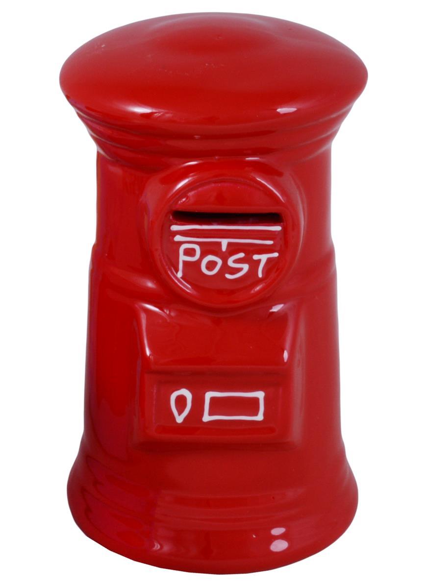 Копилка Почтовый ящик (керамика) (13х7)