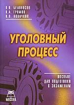 Уголовный процесс Пос. для подготовки к экз.