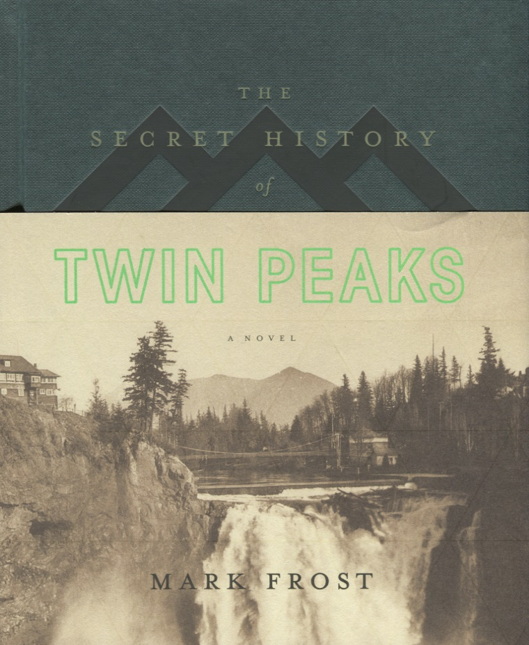Frost M. The Secret History of Twin Peaks frost frost falling satellites 2 lp cd