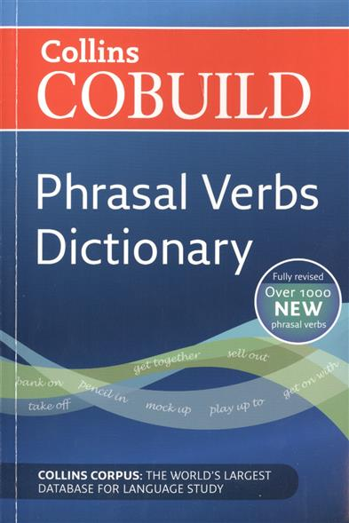 Cobuild Phrasal Verbs Dictionary oxford first dictionary