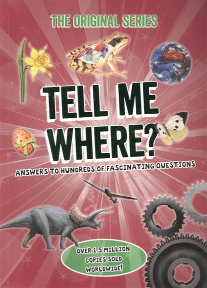 Tell Me Where? ISBN: 9780753728079 tell me who