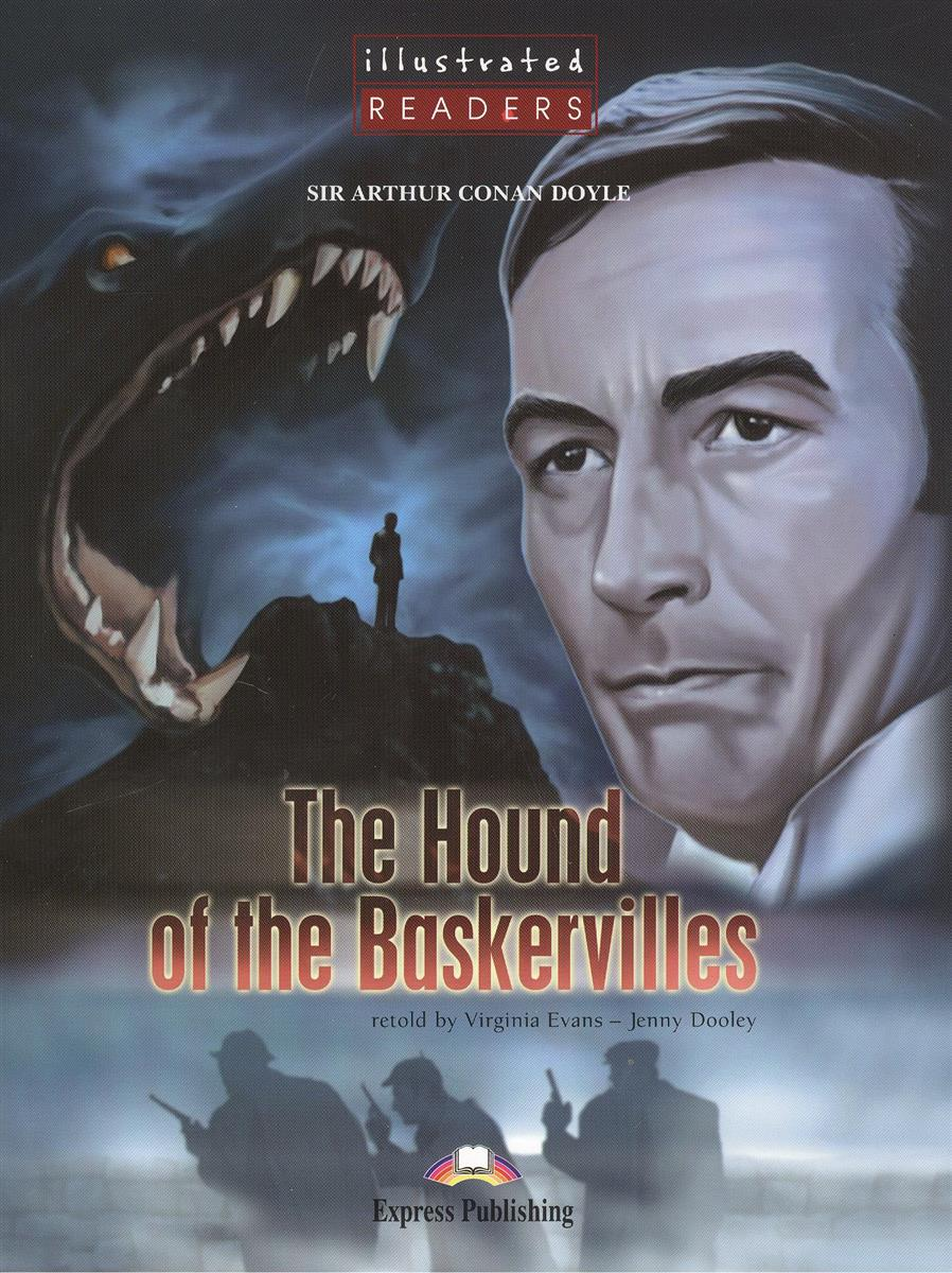 Doyle A The Hound of the Baskervilles Книга для чтения +CD