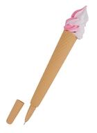 Ручка гелевая Мороженое (16 см) (ПВХ бокс)