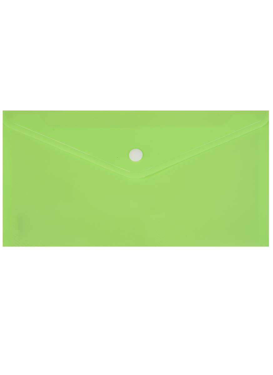 "Папка-конверт ""Travel"" на кнопке НЕОН"