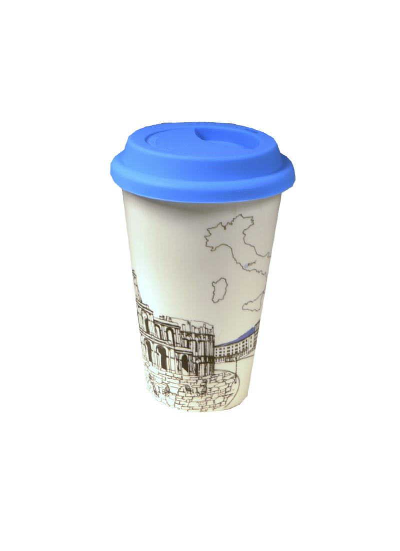 Термостакан Лондон Бридж в пластиковой упаковке (115-9) (12009106)