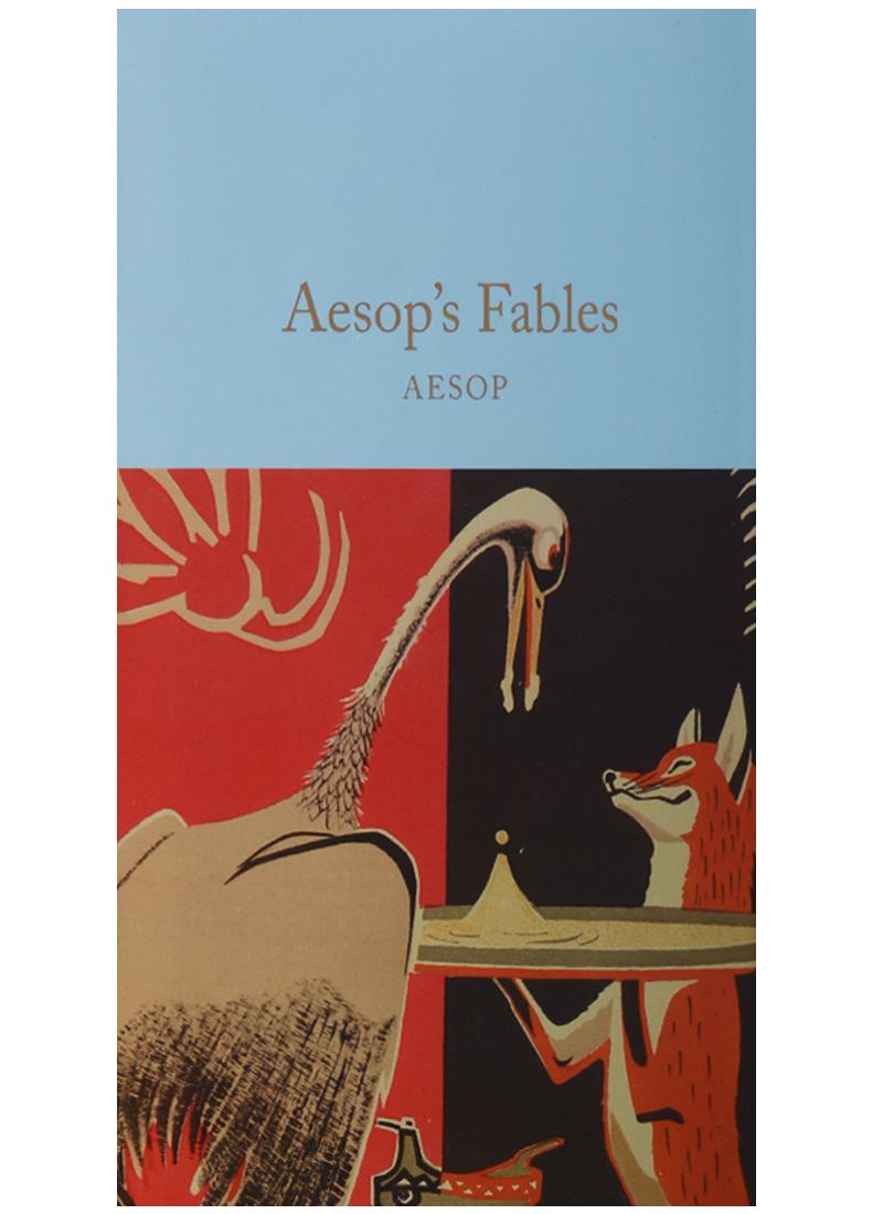 Aesop Aesop's Fables fables book 6