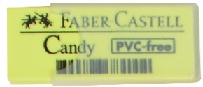 "Ластик ""CANDY"", Faber-Castell"