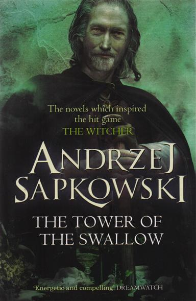 Sapkowski A. The Tower of the Swallow ISBN: 9781473211575 sapkowski a the tower of the swallow