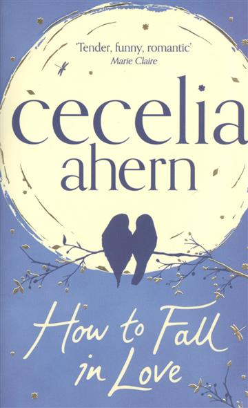 Ahern C. How To Fall In Love 50pcs lot pfd2006 d2006