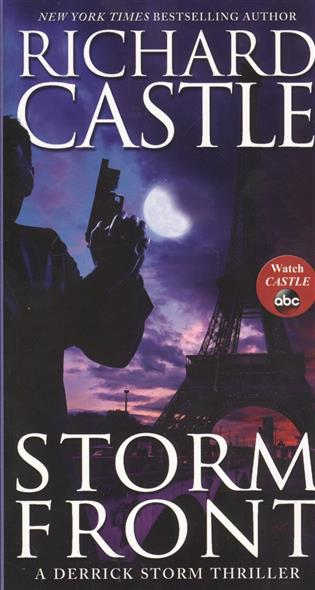 Castle R. Storm Front: A Derrick Storm Thriller sealed relay 12v 10a 250v 5 feet songle
