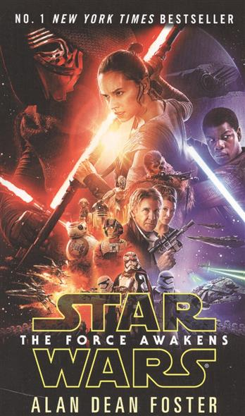 Star Wars. The Forse Awakens